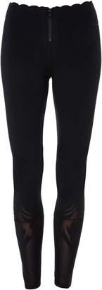 C-Clique Sheer Panel Legging