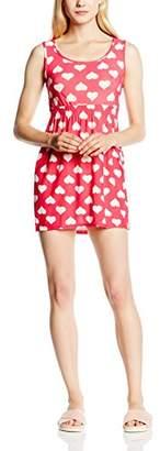 Madonna Women's Sleeveless Dress - Multicoloured