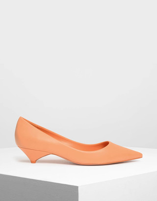 dab034d356 Charles & Keith Classic Kitten Heel Pumps