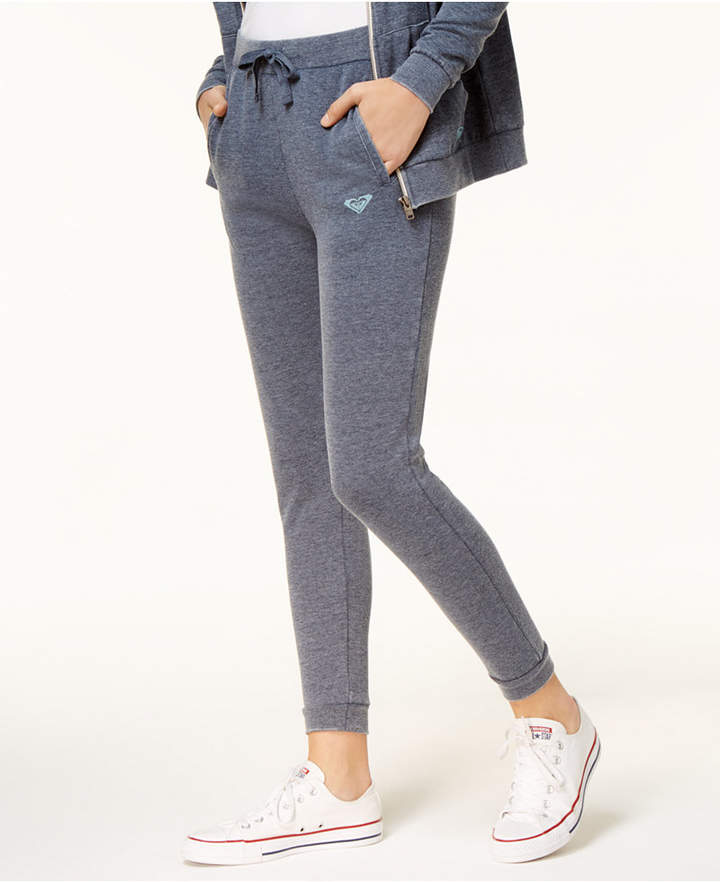 Roxy Juniors' Cotton Groovy Song Jogger Pants