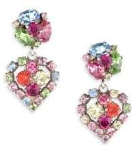 Dannijo Tansy Crystal Earrings