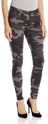 Calvin Klein Jeans Women's 5 Pocket Pants $69.44 thestylecure.com