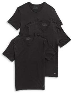 Tommy Hilfiger 3-Pack Classic V-Neck Tees