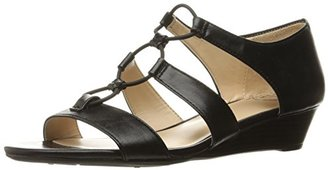 LifeStride Women's Yiddy Wedge Sandal $34.99 thestylecure.com