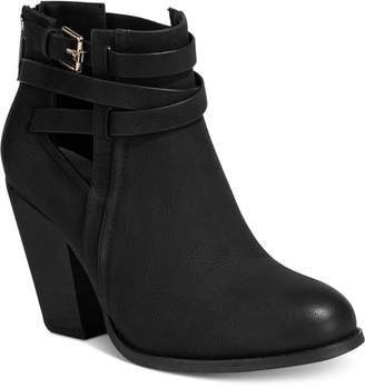 Call It Spring Magliaro Cutout Booties Women's Shoes $69 thestylecure.com