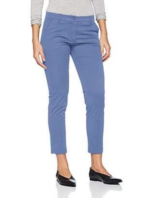 Sisley Women's Trousers Trouser Trouser,(Manufacturer Size: 44)