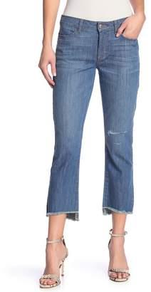 Siwy Denim Bellissima Frayed Cropped Jeans