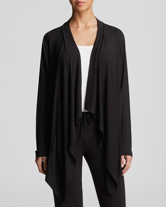 DKNY Urban Essential Long Sleeve Cozy $58 thestylecure.com