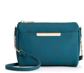 Apt. 9 Olivia RFID-Blocking Crossbody Wallet