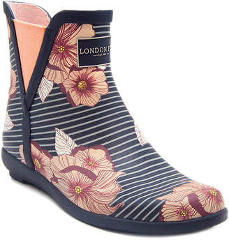 London Fog Picadilly Rain Boot - Women's - Prints