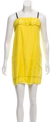 Thakoon Ruffled Mini Dress
