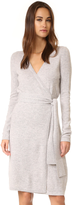Diane von Furstenberg Linda Sweater Dress $378 thestylecure.com