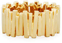 Suzanne Kalan Vertical Bar Ring in 18K Gold