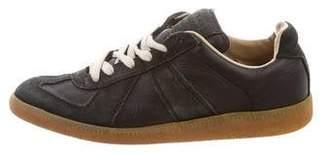 Maison Margiela Replica Leather Sneakers