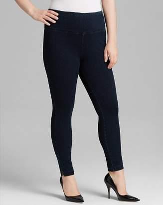 Lysse Plus Skinny Denim Leggings