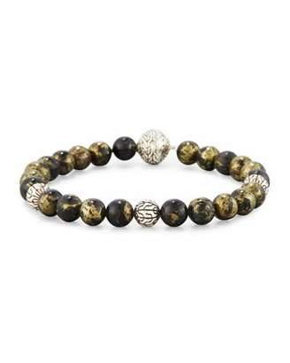 John Hardy Modern Chain Bead Bracelet, Gold