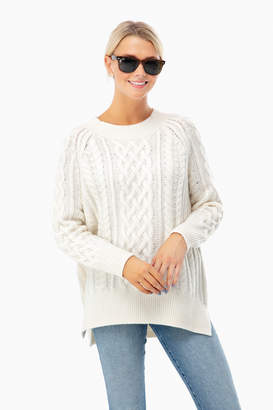 Vince Cable Knit Tunic