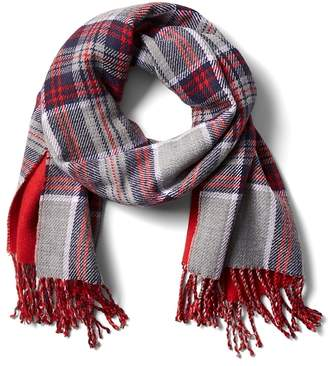 Banana Republic Tartan Plaid Scarf