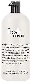 philosophy A-D ss 32oz freshcream oliveoilscrubAuto-Delivery