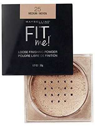Maybelline (6 Pack Fit Me! Loose Finishing Powder - Medium