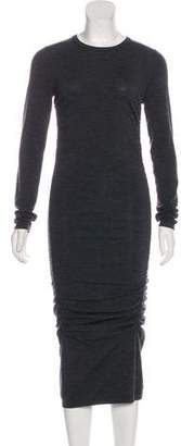 Michael Kors Merino Wool Knit Dress