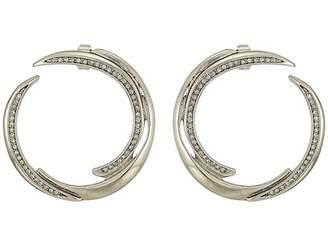 House Of Harlow Wave Statement Earrings Earring