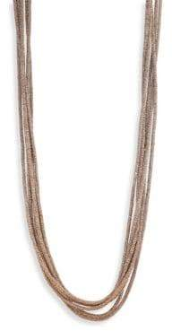 Lafayette 148 New York Signature Mesh Necklace
