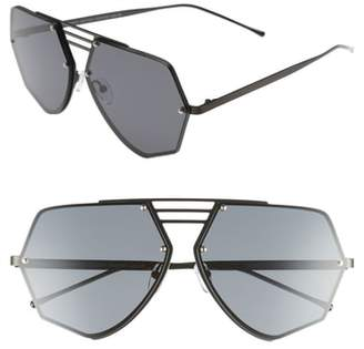 SMOKE X MIRRORS Geo VIII 63mm Sunglasses