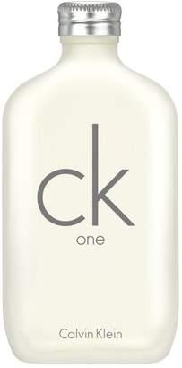 Calvin Klein one Eau de Toilette Spray 200ml