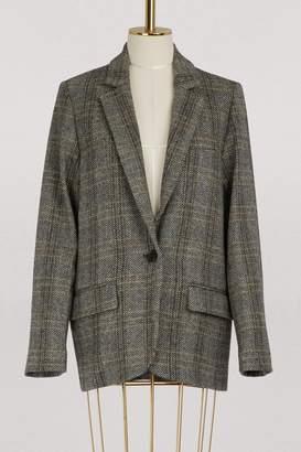 Etoile Isabel Marant Charly virgin wool jacket