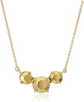 Kate Spade Pendant Gold Mlti-Pendant Necklace