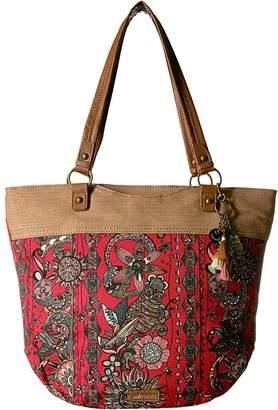 Sakroots Kai Tote Tote Handbags
