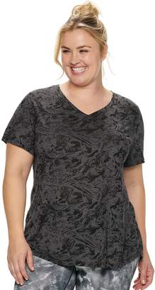 a70a646cbc9607 Tek Gear Black Women s Plus Sizes - ShopStyle