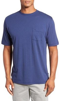 Women's Peter Millar Seaside Pocket T-Shirt $39.50 thestylecure.com
