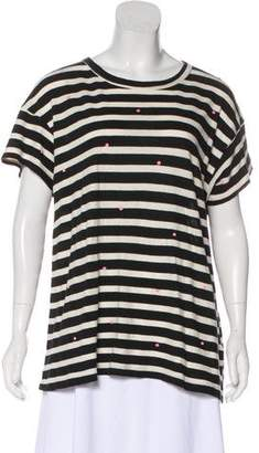 The Great Striped Short Sleeve T-Shirt
