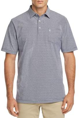 Johnnie-O Gentry Striped Regular Fit Polo Shirt