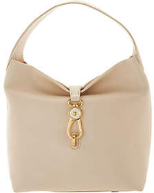 Dooney & Bourke Florentine Hobo with Logo Lock - ONE COLOR - STYLE