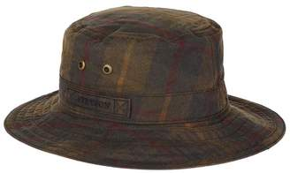 Stetson Atkins Waxed Cotton Bucket Hat