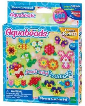Aqua beads Aquabeads Flower Garden Set