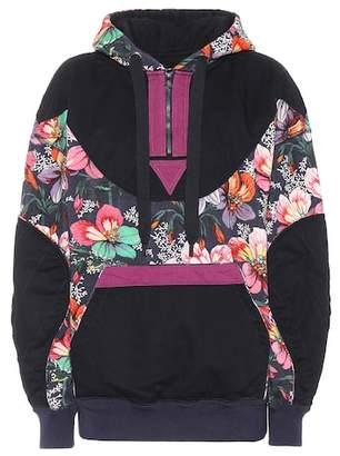 Isabel Marant Zansel Aloha cotton-blend hoodie