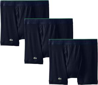 Lacoste Men's Essentials Cotton Boxer Brief