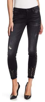 True Religion Halle Ankle Super Skinny Jeans