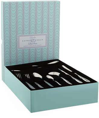 Sophie Conran Arthur Price Of England Rivelin Stainless Steel 44-Piece Cutlery Set