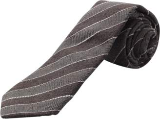 Brunello Cucinelli Diagonal Stripe Tie