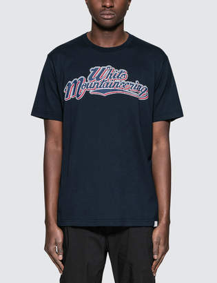 White Mountaineering Team Mountaineering Team T-Shirt