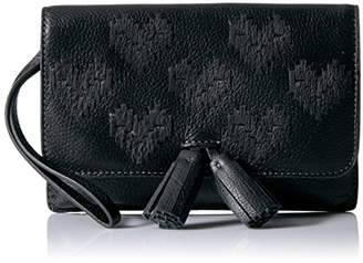 Fossil Amelia Flap Pouch Wallet