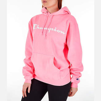 Champion Women's Powerblend Fleece Hoodie