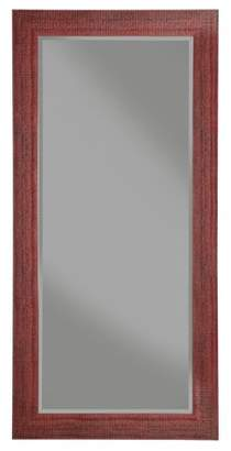 Martin Svensson Home Rustic Red Full Length Leaner Mirror