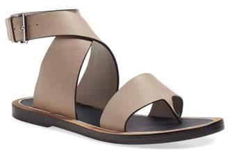 Vince Mailin Ankle Strap Leather Sandal