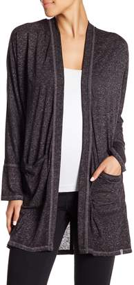 Andrew Marc Long Sleeve Knit Cardigan